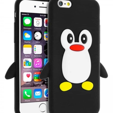 coque silicone animaux iphone 6