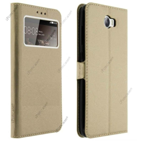Tui clapet ipomcase for Housse huawei y5