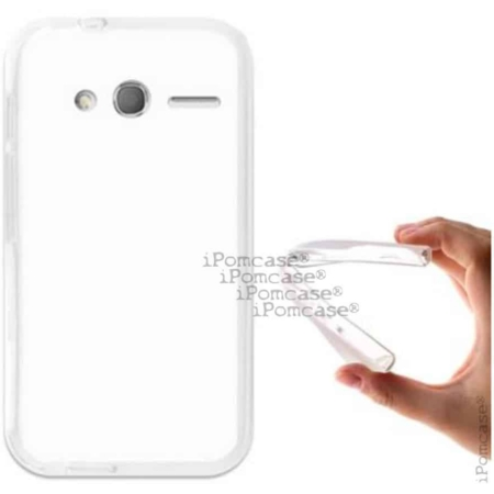 Coque Transparente Antichocs ORANGE RISE 31