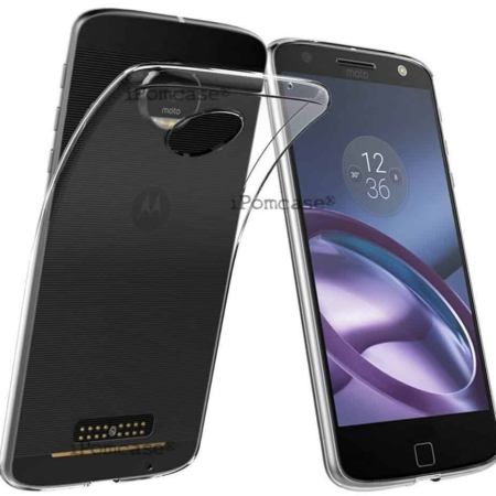 Coque Transparente Antichocs MOTO Z PLAY