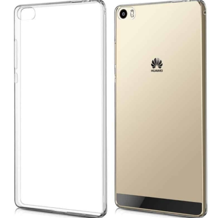 Coque Souple HUAWEI P8 MAX transparent