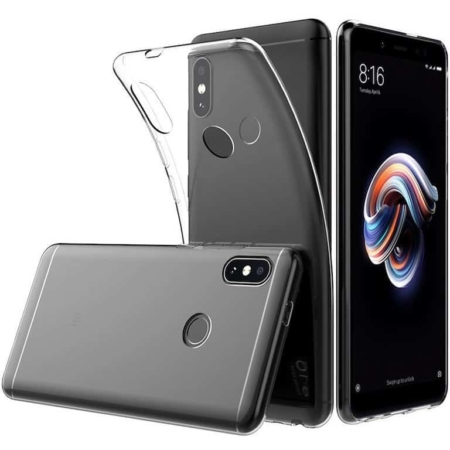 Coque Transparente Antichocs Xiaomi Redmi Note 5