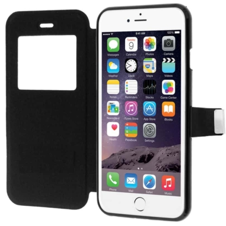 Etui iPhone 6(S)(Non Compatible iPhone 6 PLUS)