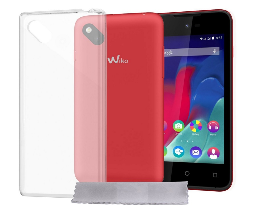 Coque Transparente Wiko Sunset 2,Wiko Sunny