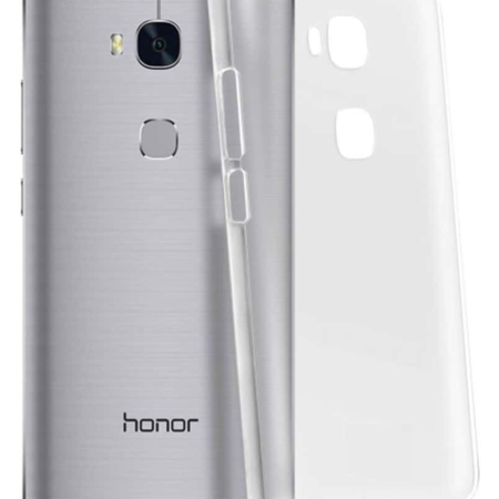 Coque Souple HONOR 5X , HONOR 5 X transparent
