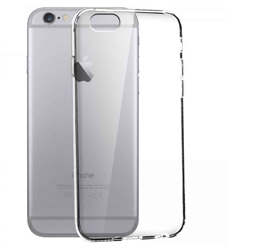 Coque Transparente Antichocs iPhone 6(S)