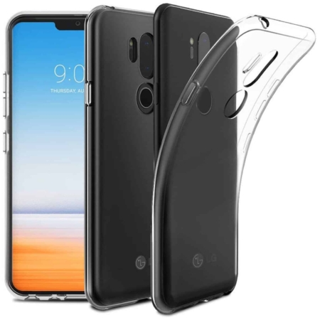 Coque Transparente Antichocs LG G7 ThinQ