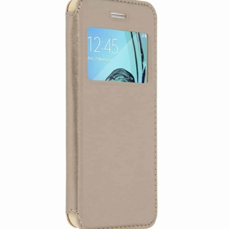 Coque Etui Housse Or Doré iPhone 6(S) Plus