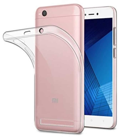 Coque Transparente Xiaomi Redmi 5 PLUS