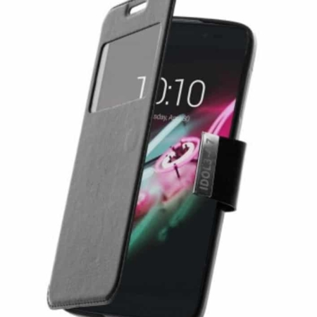 Coque Etui Housse ALCATEL ONE TOUCH IDOL 3  (4,7)