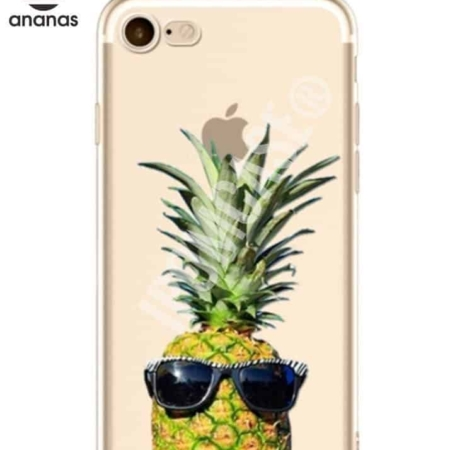 Coque Ananas SunGlasses iPhone 6(S)PLUS