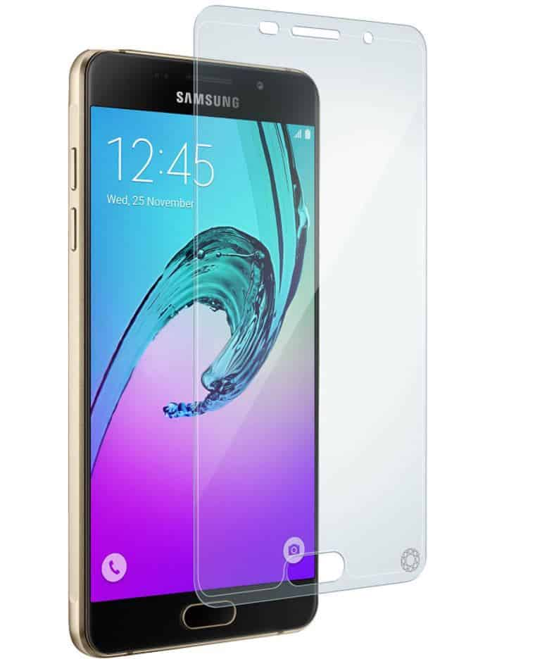 Protection écran Verre trempé Samsung Galaxy A5 2016