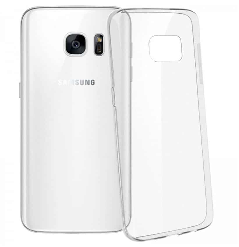 Coque Samsung Galaxy S7 transparent