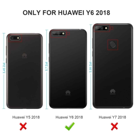 coque huawei 2018 y6