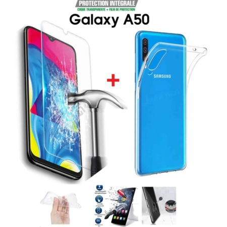 samsung a50 coque de protection