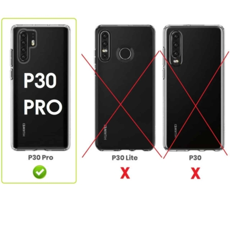 coque huawei p30 pro silicone 360
