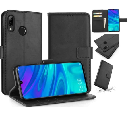 coque huawei p smart 2019 cuir
