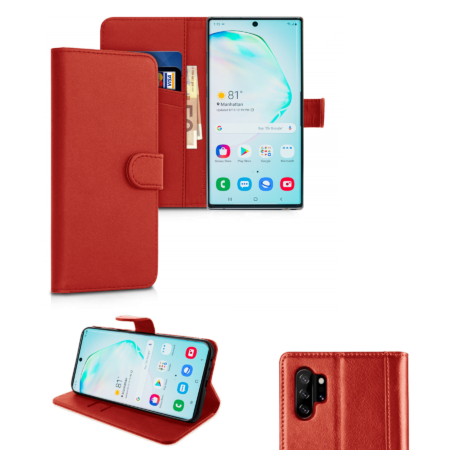 etui coque galaxy note 10 plus